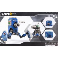 PFTOYS studio PF2001 1/12 Scale APOPO remaining in 4 color style