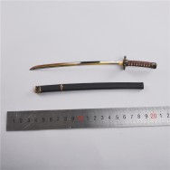 Custom 1/6 Scale Katana Japanese Blade