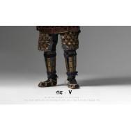玖安 X Virus 1/6 scale last warrior figure