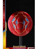 MTOYS MS001 1/6 Scale Diecast Round Shield