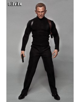 Eleven 1/6 Scale Agent Costume Set
