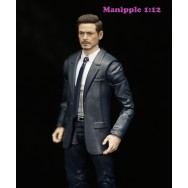 OSK1809513 Manipple MP02 1/12 Scale Head Sculpt