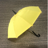 Custom 1/12 Scale Umbrella in 3 color styles