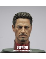 OSK1611984 Supreme 1/4 Scale Male Head Sculpt