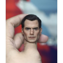 OSK2008282 1/6 Scale Male Head Sculpt