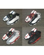 1/6 Scale Custom Basket Ball Shoes AJ13 in 4 Styles