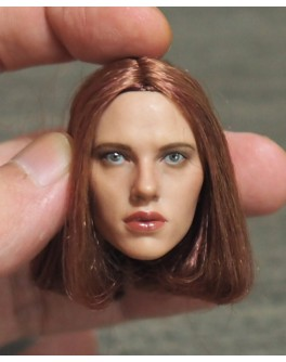 OSK1511615 Custom 1/6 Scale Female Head Sculpt 4.0A