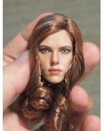 OSK1610952 Custom 1/6 Scale Female Head Sculpt 5.0