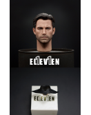 Eleven 1/6 Scale Ben 2.0 head sculpt reissue with collar