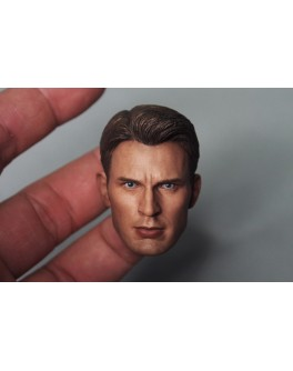 OSK1510583 Custom 1/6 Scale Male Head Sculpt