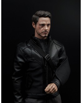 OSK1704112 Custom 1/6 Scale Supreme CW Male BD version Head Sculpt