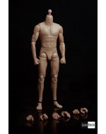 GangHood 1/6 Scale Asian Muscle Body 2.0 Version