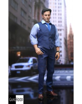 Ganghood 1/6 Scale Bruce Costume Set