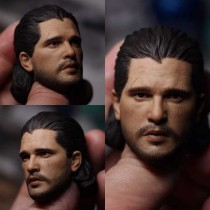 Nut Pizs PC02 custom 1/6 Scale male head sculpt Re-issue