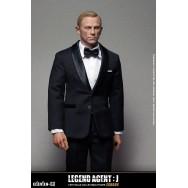 Eleven X KAI EXK004 1/6 Scale Legend Agent J