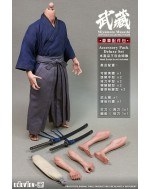 Eleven X KAI 1/6 Scale Musashi Accessories Pack