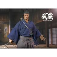 Eleven X KAI 1/6 Scale Musashi Figure
