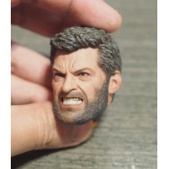 Eleven 1/6 Scale Angry Oldman head sculpt