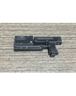 Custom 1/6 Scale Blade's MAC-11 Machine Gun For Blade 1 Kitbashing