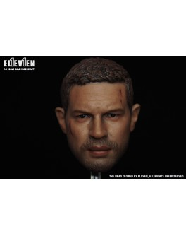Eleven 1/6 Scale Max head Sculpt