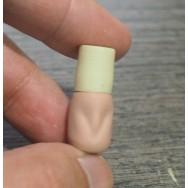 Manipple 1/12 Scale Neck piece for MP05 head sculpt