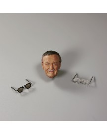Manipple MP09 1/12 scale Male Head Sculpt
