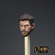 Manipple MP10 1/12 scale Male Head Sculpt