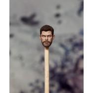 Manipple MP10W 1/12 Scale Male Head Sculpt with UV eye effect