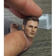 Manipple MP12 1/12 scale Male Head Sculpt set