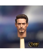 Manipple MP15 1/12 scale Male Head Sculpt