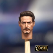 Manipple MP15 1/12 scale Male Head Sculpt