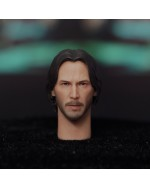 Manipple MP19 1/12 Scale Male Head Sculpt