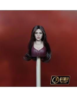 Manipple MP21 1/12 Scale Female Head Sculpt+Upper Torso