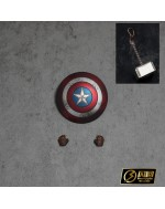 Manipple MP34B 1/12 set of Shield + Hammer (Weathered version)