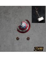Manipple MP34C 1/12 set of Shield + Hammer (Broken version)