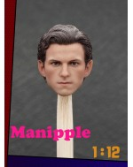 OSK1806442 Manipple 1/12 Scale Male Head Sculpt