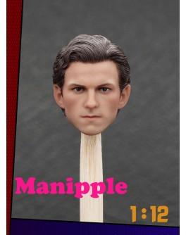 OSK1806442 Manipple 1/12 Scale Male Head Sculpt