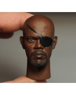 OSK1605791 Custom 1/6 Scale Male Head Sculpt With Eye Mask 2.0