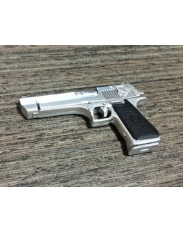 Hot Toys 1/6 Scale Desert Eagle Pistol from MMS276 Commando John Matrix Figure