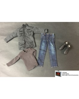OneSixthKit 1/6 Scale Frank's Casual Costume Set
