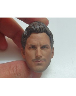 OSK1502380 Custom 1/6 Scale Male Star Head Sculpt