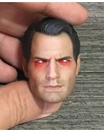 OSK1607854 Custom 1/6 Scale Male Head Sculpt Vein Look