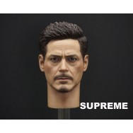 OSK1807464 Supreme 1/6 Scale Male Head Sculpt