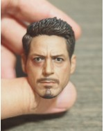 OSK1805399 Custom 1/6 Scale Male Head Sculpt 6.0D BD Version