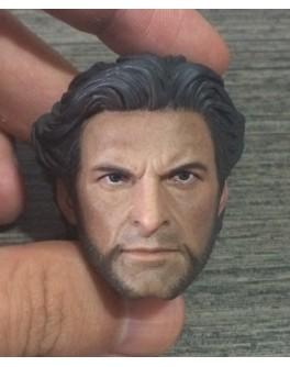 OSK1510577 Custom 1/6 Scale Male Head Sculpt