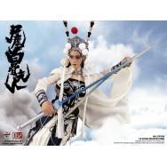 303TOYS GF008 1/6 Scale LADY WHITE BONE Standard version