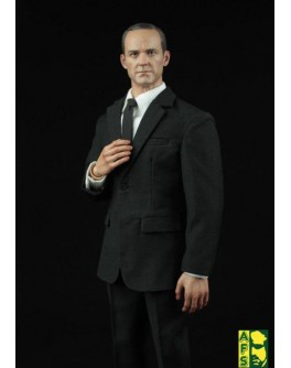 AFS TOYS AFS004 1/6 Set of Black Suit
