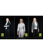 AFS A012 1/6 Scale Female Business Suit Set in 3 Colors