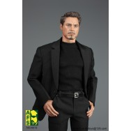 AFS TOYS AFS013 1/6 Set of Black Suit Set