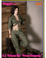 "Ace #13034 1/6 Scale U.S. Vietnam War ""Peace Company"""